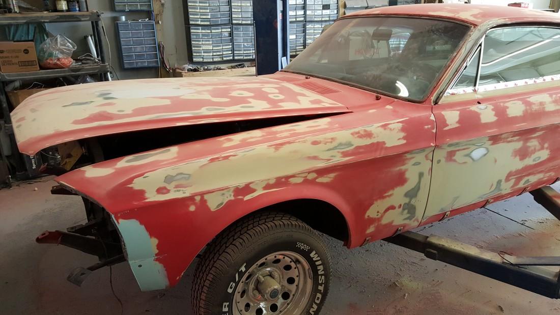 Kentucky classic car restoration custom paint vinyl decals accessories gb customs