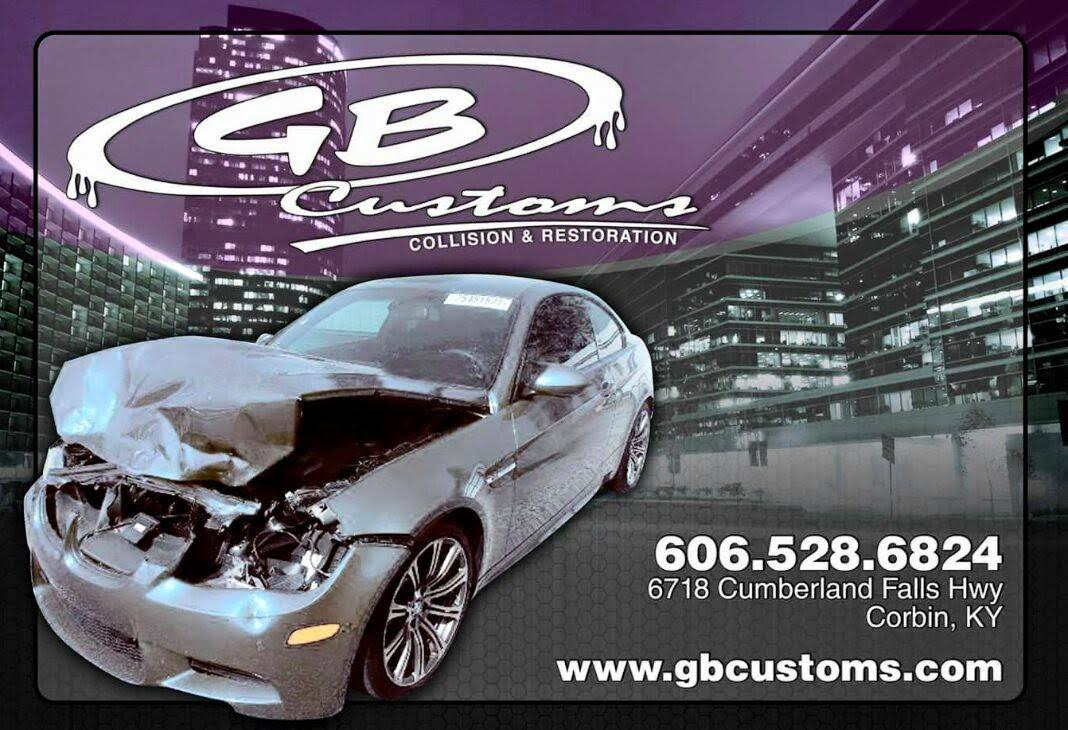 Auto Body Shop London KY