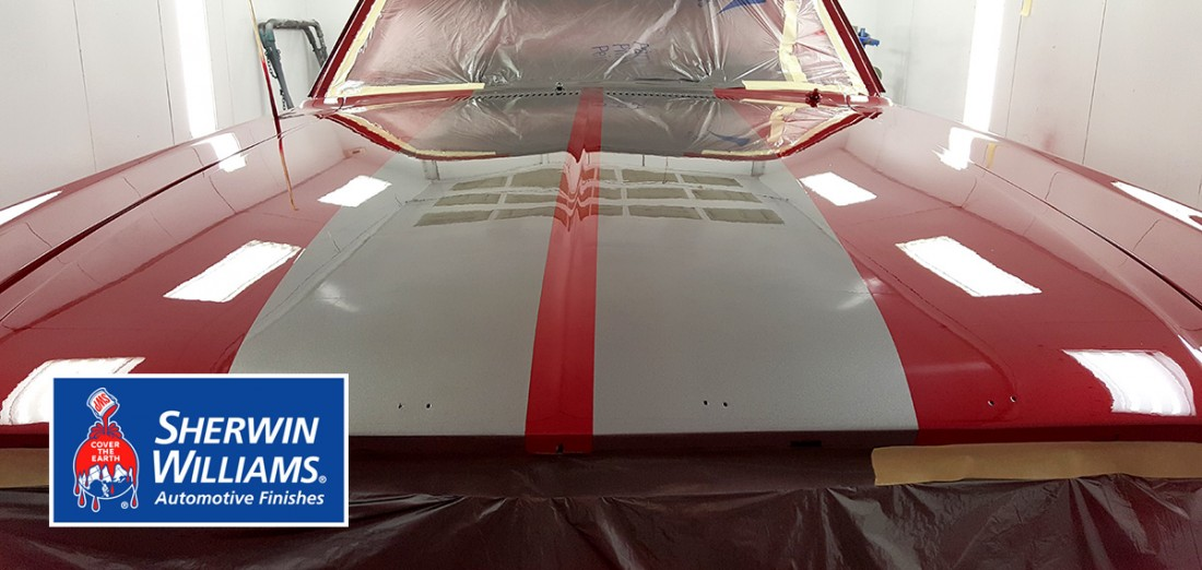 Classic Car Restoration Georgetown KY | GB Customs & Collision - swpaint